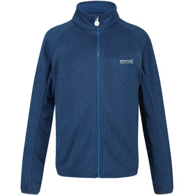Regatta Avalon Softshell Jas Kinderen, nautical blue